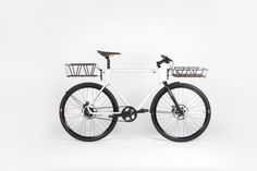 A Hybrid Bicycle Built for the Changing Needs of City Dwellers Photo