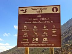 Swartberg Pass, South Africa| spaswinefood