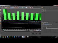 Cinema 4D Tutorial - Musik Visualisieren mit dem Soundeffektor (Deutsch) - YouTube