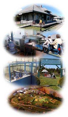 PEI Museum and Heritage Foundation: Elmira Railway Museum