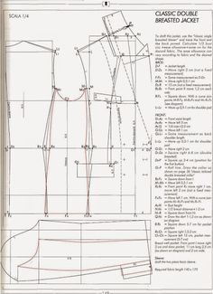 Il MODELLISMO, The pattern making sewing and techniques book 436 pages, 300 Figures 300 Graph and 180 Charts.