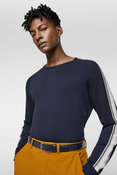 Image 2 of SWEATER WITH SIDE STRIPES from Zara Gifts For Dad, Dads, Men Sweater, Stripes, Brand New, Pullover, Best Deals, Sweaters, Watch