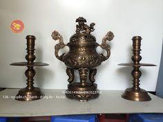 Đồ thờ cúng bằng đồng: Đồ Đồng Thờ Cúng Hà Nội Đẹp Rẻ Uy Tín