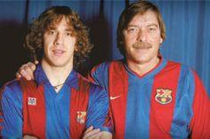 Puyol & Migueli