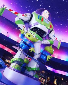 Buzz ♡ #DisneylandParis #Disney #Buzz #toystory