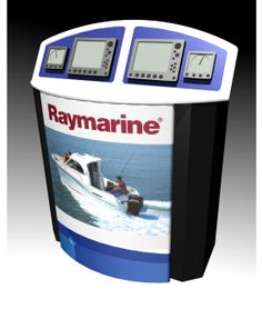 Raymarine Customised Display