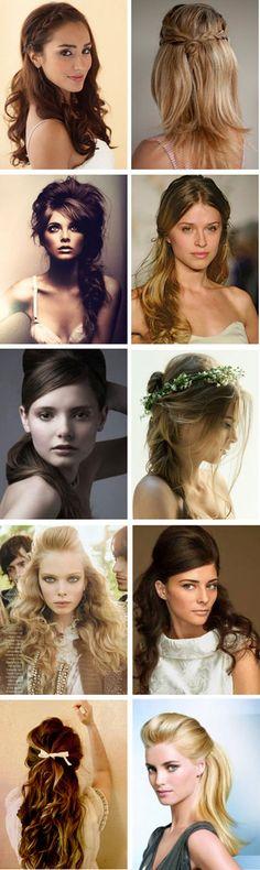 peinados-semirecogidos-boda.jpg (410×1374)