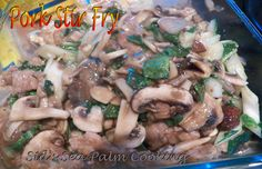 I had to do it, make a dish that was Asian in concept for the New Year on the 8th.   And since it was our Monthly Boat Club Potluck, I als...