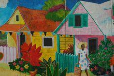 bahamian art by LinksmanJD, via Flickr