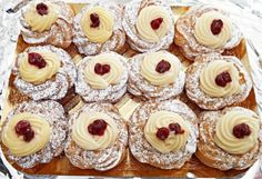 Best Zeppole In Montreal #montreal #thingstodo