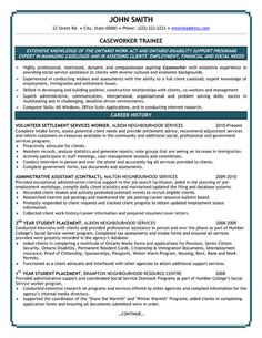 click here to download this caseworker trainee resume template httpwww