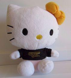 466153292 Hello Kitty WSU Shockers Wichita State University 6
