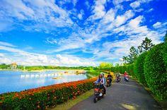 Hutoupi Reservoir, Tainan, #Taiwan