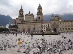 Bogota, Colombia - one of my favorite places ever!