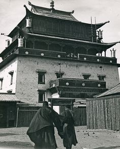 Mongolia, 1920s Travel Channel, Grand Tour, Travel Memories, World Cultures, Historical Sites, Old Photos, Wonders Of The World, Bhutan, Travel Photos