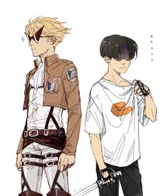 Homestuck attack on titan swap! Awesome