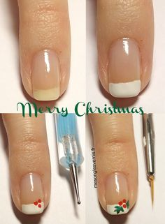 nail art houx