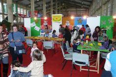 La feria de ocio infantil #Juvelandia, en el recinto ferial #IFECA de Jerez te llena de propuestas infantiles estas navidades.