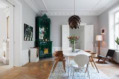 | p u r e l o v e |What an apartment! Now for sale via broker Eklund Stockholm New York | Photo by Jesper FlorbrantFollow Style and Create at Instagram | Pinterest | Facebook | Bloglovin