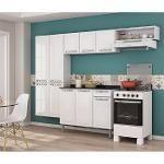 Conj. Cozinha Itatiaia Rose C. Balcao 4 Pcs - 6000000575