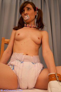 Only Bound Diaper Girls