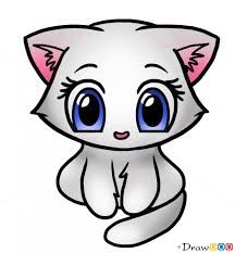 Kuvahaun tulos haulle easy to draw cute cats