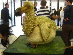 AMAZING Dodo cake by Alexandra Mitchell, via Flickr