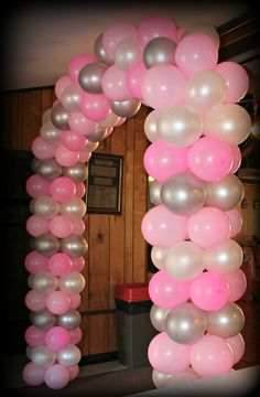 "Photo 28 of 30: Elephants / Baby Shower/Sip  See ""Pink and Grey Elephant Baby Shower"" 