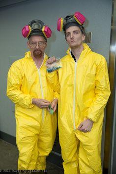 Breaking Bad Costumes trending for 2013.                                                                                                                                                                                 More