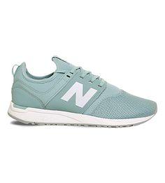 90bd10c5b NEW BALANCE 247 mesh low-top sneakers.  newbalance  shoes