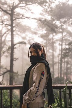 Cutie Naddie Thank you so much for ur amazing pics Nadine Lustre Fashion, Nadine Lustre Ootd, Baguio Outfit, Nadine Lustre Instagram, Cold Weather Outfits, Winter Outfits, James Reid Wallpaper, Lady Luster, Baguio City