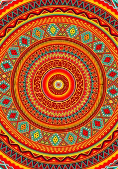 Mandala Aztec Pattern Art Print by Diego Tirigall | Society6 site:-Aztec pattern indian navajo abstract zigzag woven tribal traditional culture texture textile seamless geometric rug rhombus print primitive pink pattern navajo native national motif  mexican maya indigenous indian illustration ikat handmade graphic ókshirahm fashion fabric ethnic element edge design decor culture cultural craft cotton fabric cotton cloth banner background backdrop aztec antique ancient love akshardham