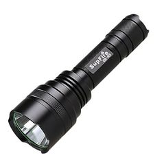 Waterproof Rechargeable LED Flashlight CREE High Quality Super Bright 1100 Lumens 5 Modes Outdoor Sports Daily Using Torch Rechargeable Led Flashlight, Light Flashlight, Lampe Led, Plein Air, Ice Cream Scoop, Outdoor Lighting, Amazon, Strong, Bright