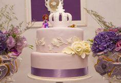 Bolo da Princesa Sofia (Princess Sofia The First cake)