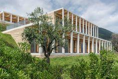 sir david chipperfield architects / villa d-c, lago di garda