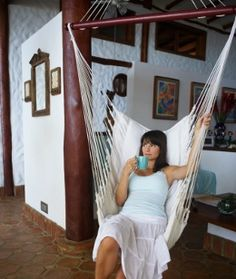 essential tips  how to install an indoor hammock safely essential tips  how to install an indoor hammock safely   indoor      rh   pinterest