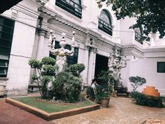 Queen Isabella, Tear Down, Cebu, Names Of Jesus, The Locals, Philippines, Facade, Cathedral, Mansions