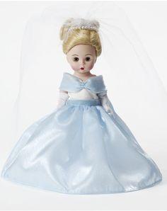 """Fairy Tale Bride Cinderella -  8"""" Collectible Doll"""