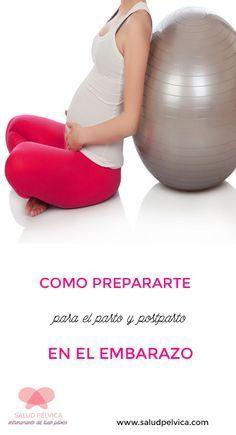 Aprende como tener un mejor parto: más rápido y con menos complicaciones como las episiotomías. Recúperate antes del postparto
