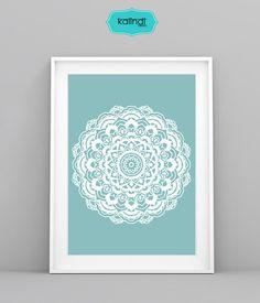 Mandala printable file, hand drawn mandala , printable art, mandala wall art, digital download, Id#m20 by KalindiArt on Etsy https://www.etsy.com/ca/listing/493435514/mandala-printable-file-hand-drawn