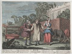 Hob drawn out of the well by his father & mother Lewis Walpole Library Digital Collection