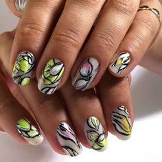 Instagram photo by jessicawashick #nail #nails #nailart