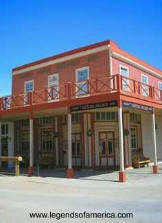 Haunted Tombstone Arizona One Of The Most Cities In Page 4