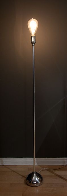 edison floor lamp luminaire on pinterest edison bulbs blown glass and. Black Bedroom Furniture Sets. Home Design Ideas