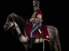 Officier, Aide-de-Camp d'un Géneral d'Armée, FranceWaterloo