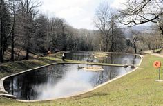 @South Wales Argus PIC OF THE DAY: 15.04.13: Nant-y-Gollen ponds in Pontypool Park PIC: Chris Tinsley
