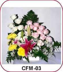 Table Flowers - Fresh Moment - Florist Jakarta - Online Flower Shop :: Hotline 021-60503980, 021-94229037, Pin BB: 320F2810
