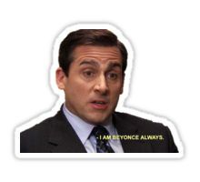 The Office- Michael Scott Sticker