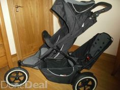 Phil & Teds Sport Double Buggy For Sale in Sligo : - DoneDeal. Double Buggy, Phil And Teds, Getting Ready For Baby, Baby Strollers, Children, Sports, Hs Sports, Boys, Kids