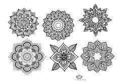 sacral chakra mandala tattoo - Google Search